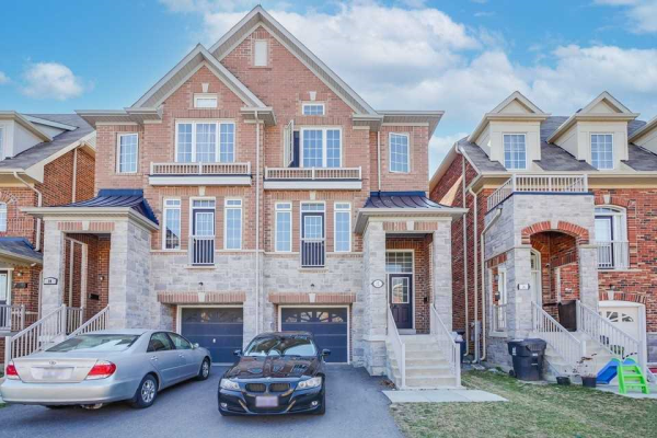 12 Mary Chapman Blvd, Toronto