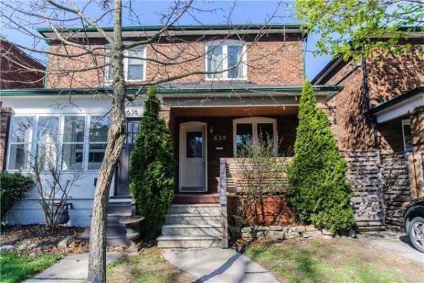 638 Willard Ave, Toronto
