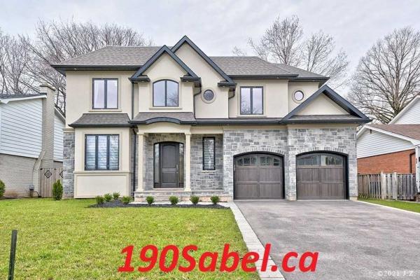 190 Sabel St, Oakville