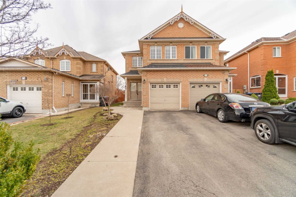 74 Weather Vane Lane, Brampton