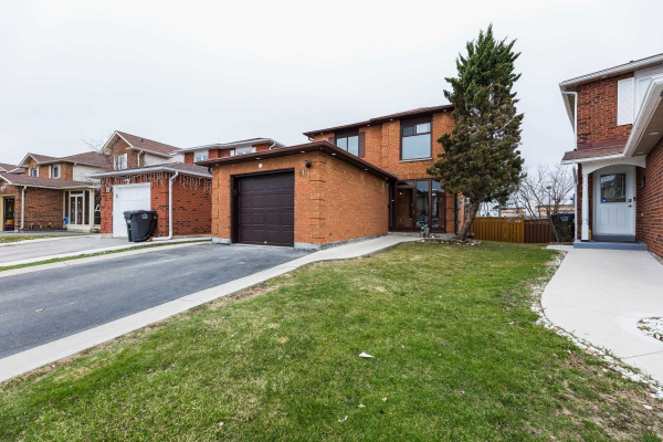 46 Stalbridge Ave, Brampton