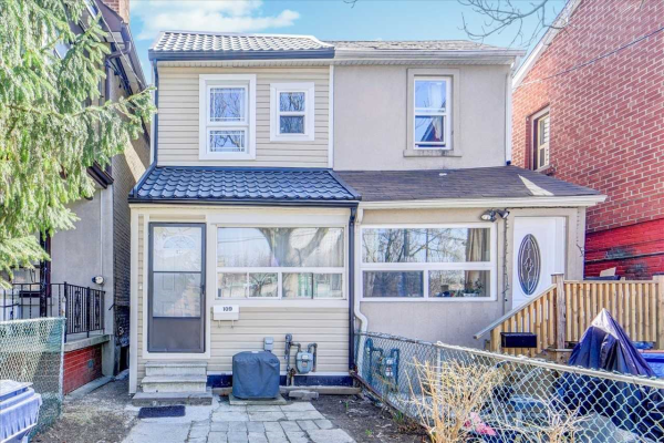 109 Lambton Ave, Toronto