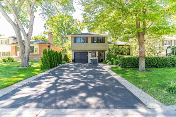 55 South Forster Park Dr, Oakville