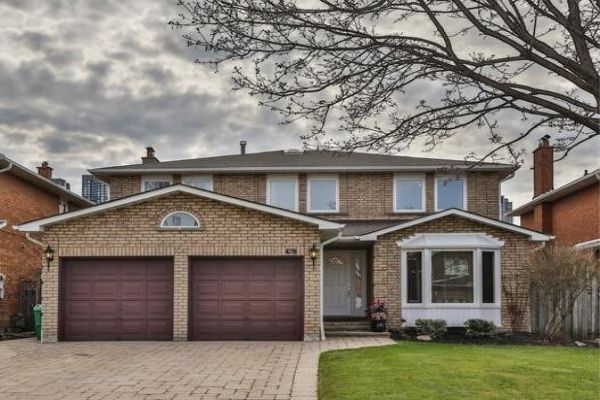 478 Greenpark Cres, Mississauga