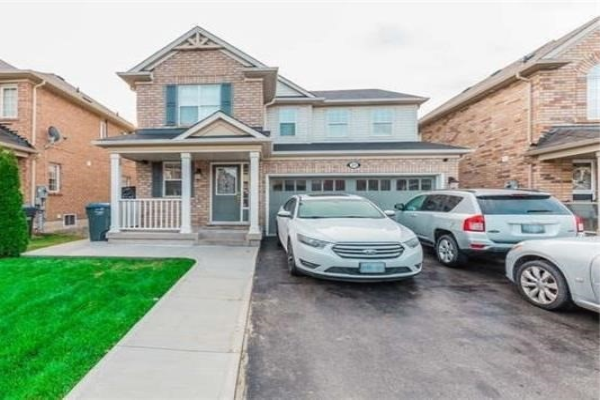 21 Ponymeadow Way, Brampton