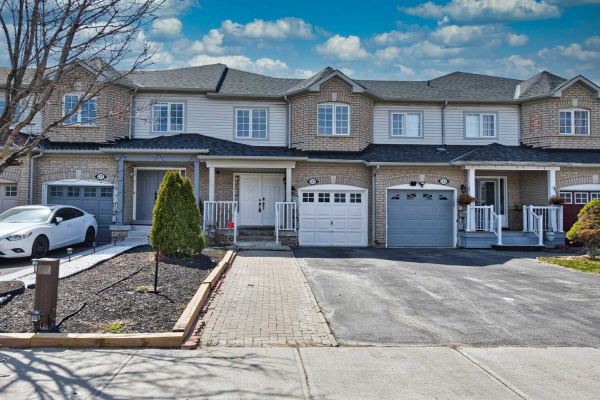 173 Checkerberry Cres, Brampton