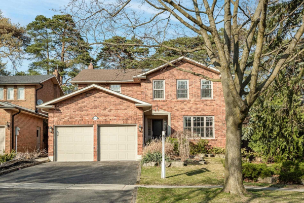 1079 Red Pine Cres, Mississauga