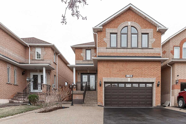 5180 Red Brush Dr, Mississauga