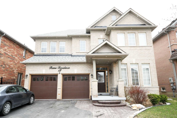 17 Eagle Plains Dr, Brampton
