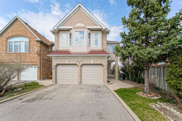 2872 Gardenview Cres, Mississauga