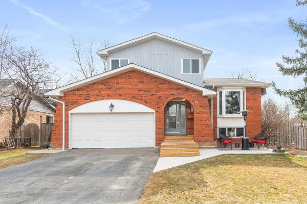 73 Blackthorn Lane, Brampton