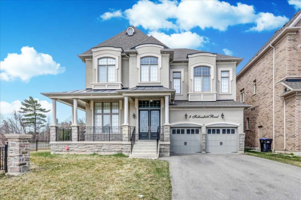 2 Fallowfield Rd, Brampton