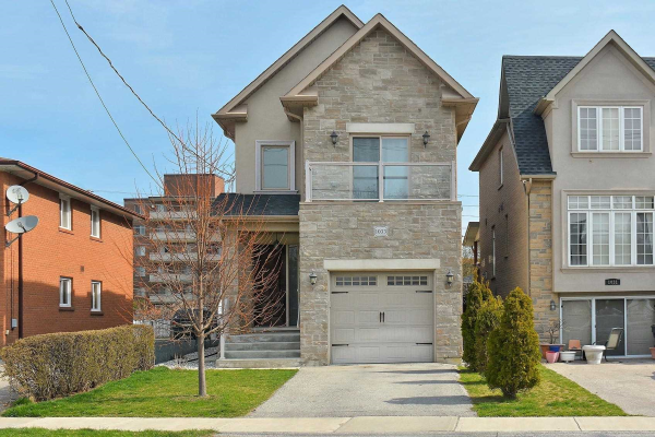 1033 Shaw Dr, Mississauga