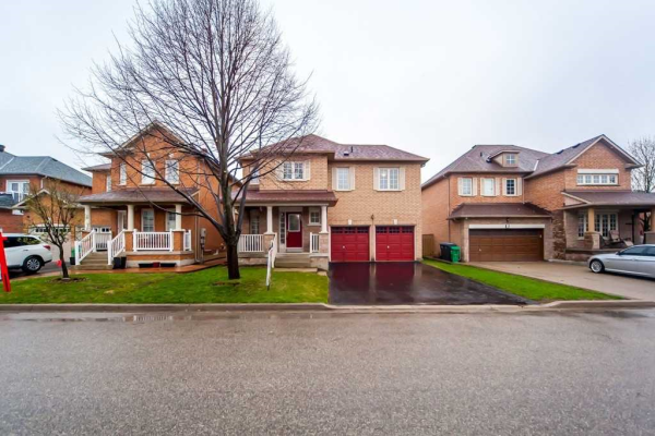 3 Marbleseed Cres, Brampton