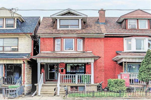1045 Ossington Ave, Toronto