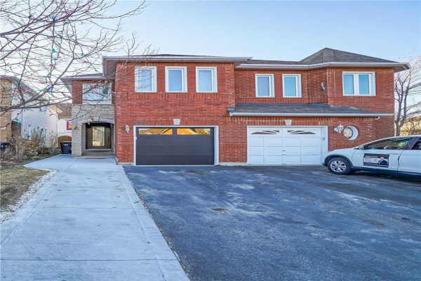 227 Pressed Brick Dr, Brampton