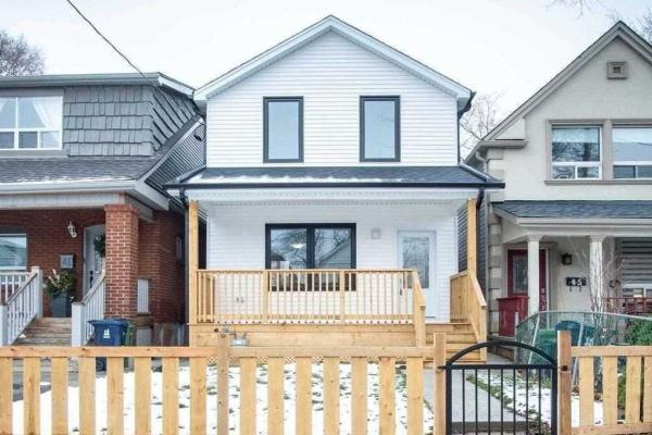 43 Lambton Ave, Toronto
