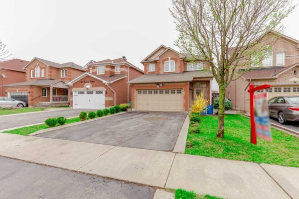 59 Orchid Dr, Brampton