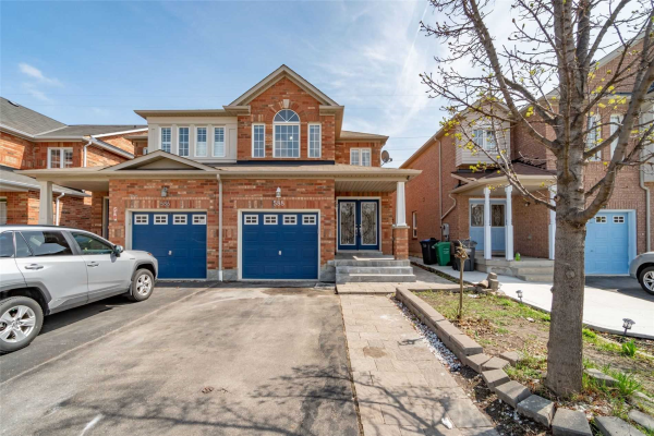 588 Orange Walk Cres, Mississauga