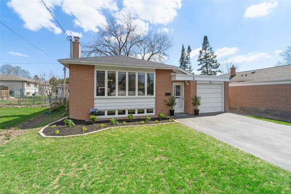 3 Puckeridge Cres, Toronto