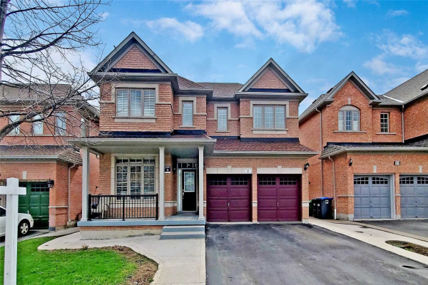 21 Eagle Plains Dr, Brampton