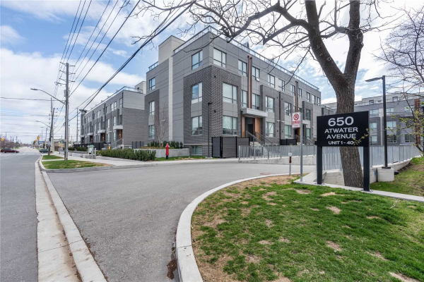 650 Atwater Ave, Mississauga