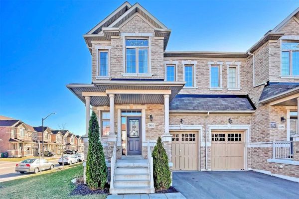 3461 Park Heights Way, Mississauga