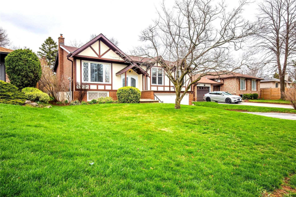 2506 Yarmouth Cres, Oakville