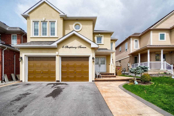 4 Sheepberry Terr, Brampton