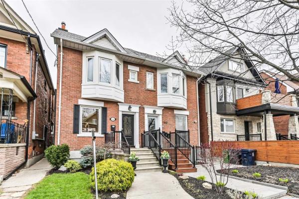 535 Runnymede Rd, Toronto