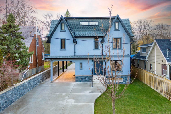 1329 St. James Ave, Mississauga