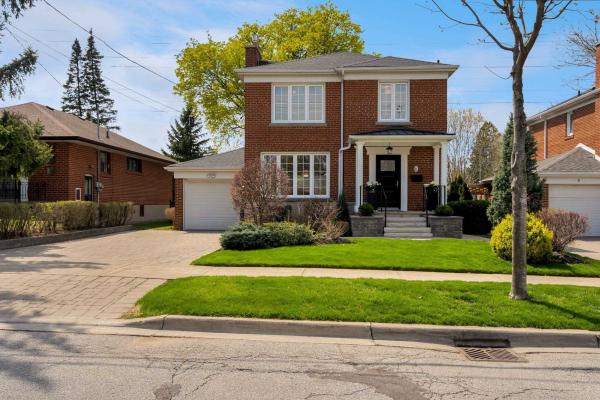 6 Lloyd Manor Rd, Toronto
