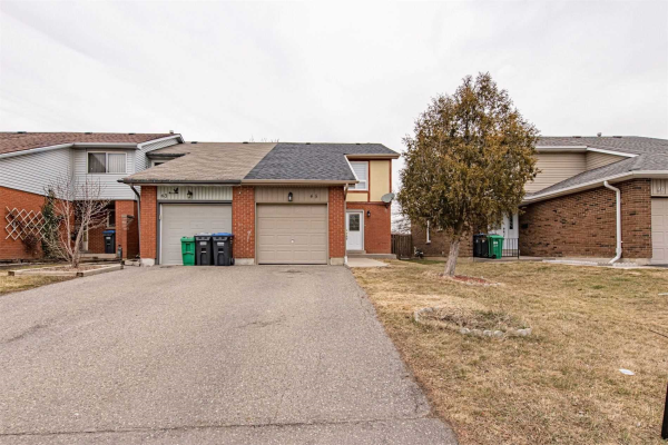 45 Kingswood Dr, Brampton