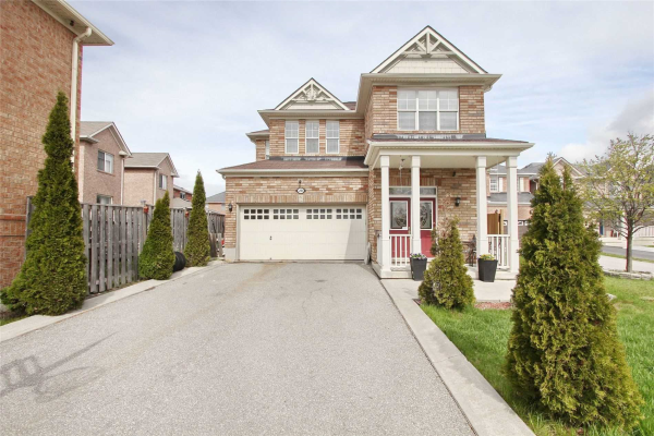 20 Magnificent Crt, Brampton