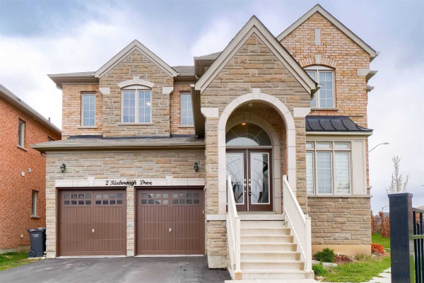 2 Riseborough Dr, Brampton