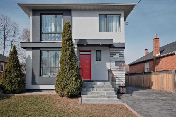 206 Gamma St, Toronto