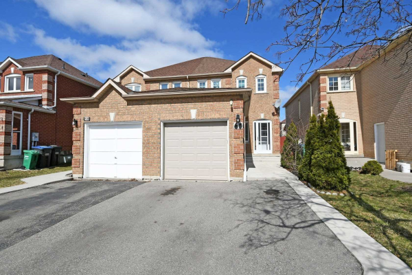 60 Carrie Cres, Brampton