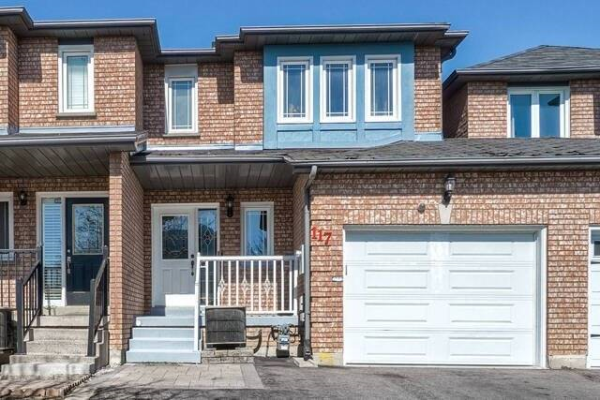 117 Black Oak Dr N, Brampton