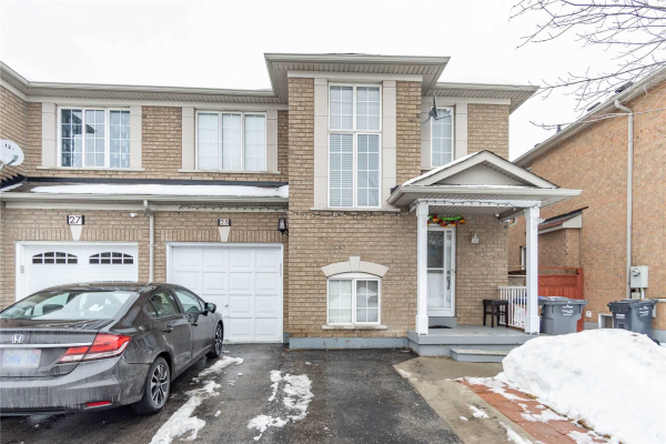 25 Flatlands Way, Brampton
