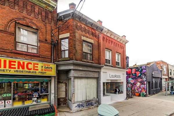 1865 Davenport Rd, Toronto