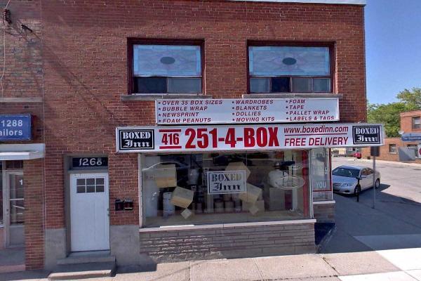 1268 The Queensway, Toronto