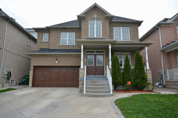 51 Gallview Lane, Brampton