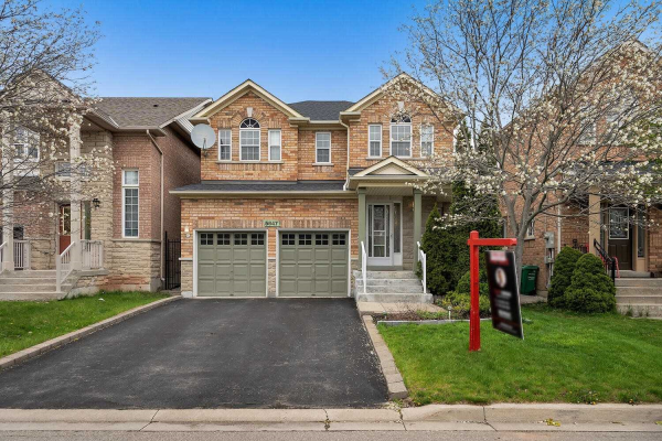 5647 Fantasia Manor, Mississauga