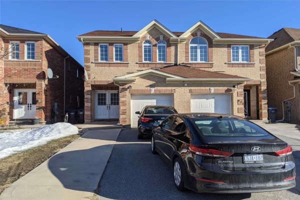 427 Comiskey Cres, Mississauga