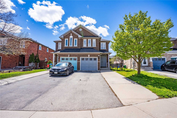 265 Morningmist St, Brampton
