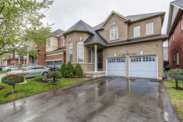 63 Game Creek Cres, Brampton