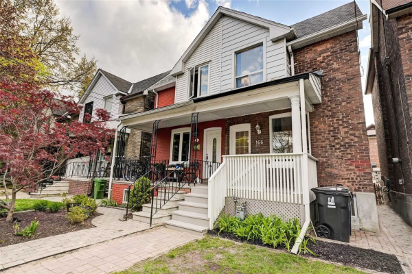 166 Gilmour Ave, Toronto