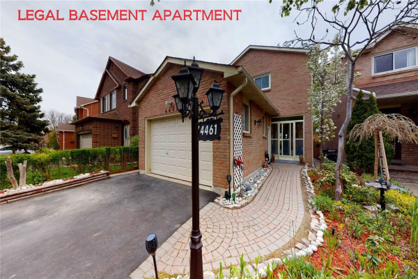 4461 Sawmill Valley Dr, Mississauga