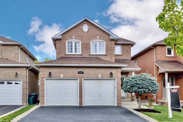 6163 Mccracken Dr, Mississauga