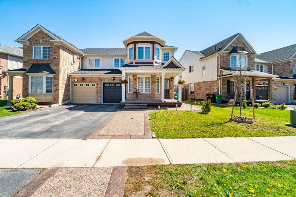 7 Virtues Ave, Brampton